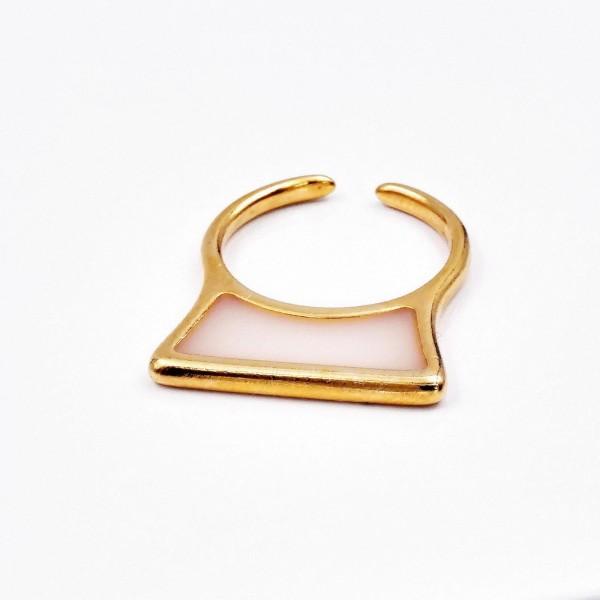 Δαχτυλίδι Vitraux Golden