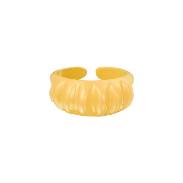 Δαχτυλίδι Candy White