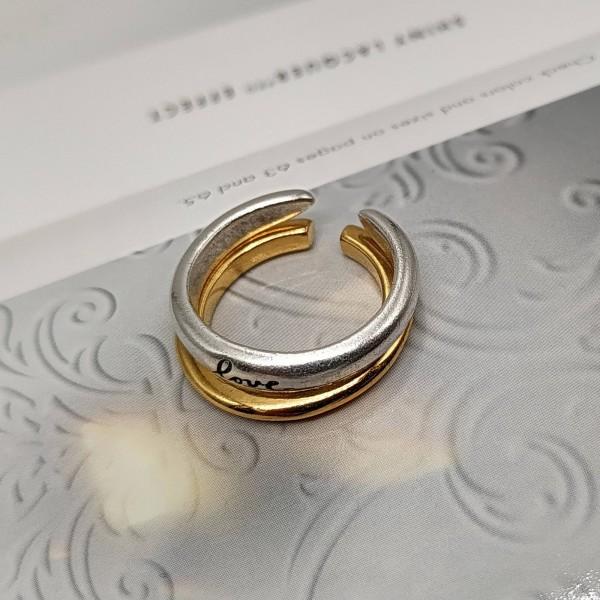 Δαχτυλίδια Lizzie Twin
