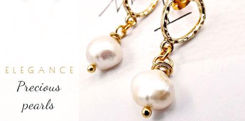 Σκουλαρίκια πέρλες χονδρική πώληση